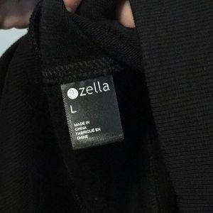 Zella Sweaters - Crisscross sweatshirt
